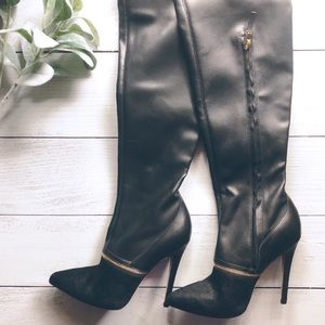 Marciano Over The Knee Patricia Boots (EUC)
